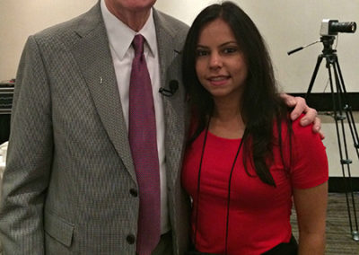 Bob Proctor and Alpa Pandya September 2015